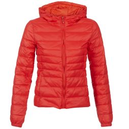 Piumino donna Only  TAHOE  Rosso Only 5713028888165