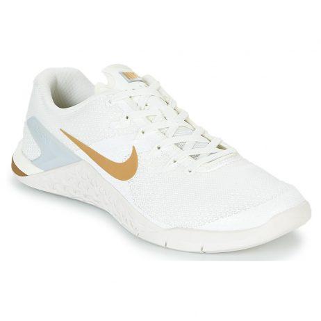 Scarpe da fitness donna Nike  METCON 4 CHAMPAGNE  Bianco Nike 191887601289