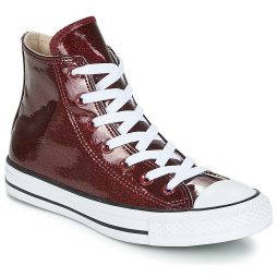 Scarpe donna Converse  CHUCK TAYLOR ALL STAR SYNTHETIC HI  Rosso Converse 888756112426