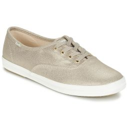 Scarpe donna Keds  CH METALLIC CANVAS  Oro Keds 044214389889