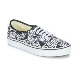 Scarpe donna Vans  Authentic  Nero Vans