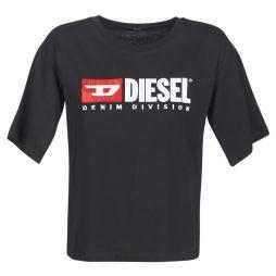 T-shirt donna Diesel  T JACKY  Nero Diesel