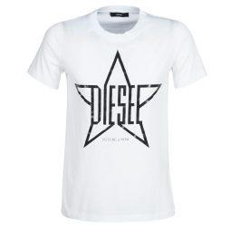 T-shirt donna Diesel  T SILY  Bianco Diesel