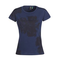 T-shirt donna G-Star Raw  GRAPHIC 2 R  Blu G-Star Raw