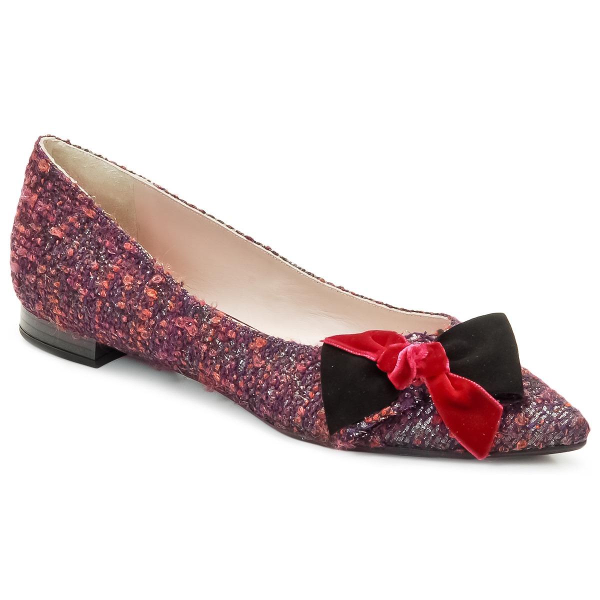 Ballerine donna Magrit  Rosy Knot  Rosa Magrit