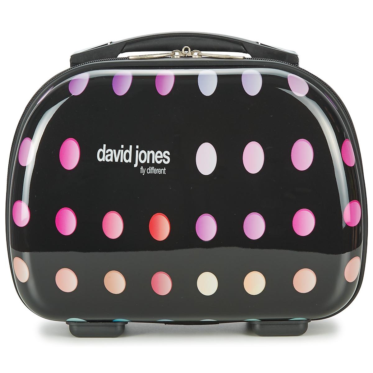 Beauty Case donna David Jones  GLOOR 12L  Multicolore David Jones 3563778831131