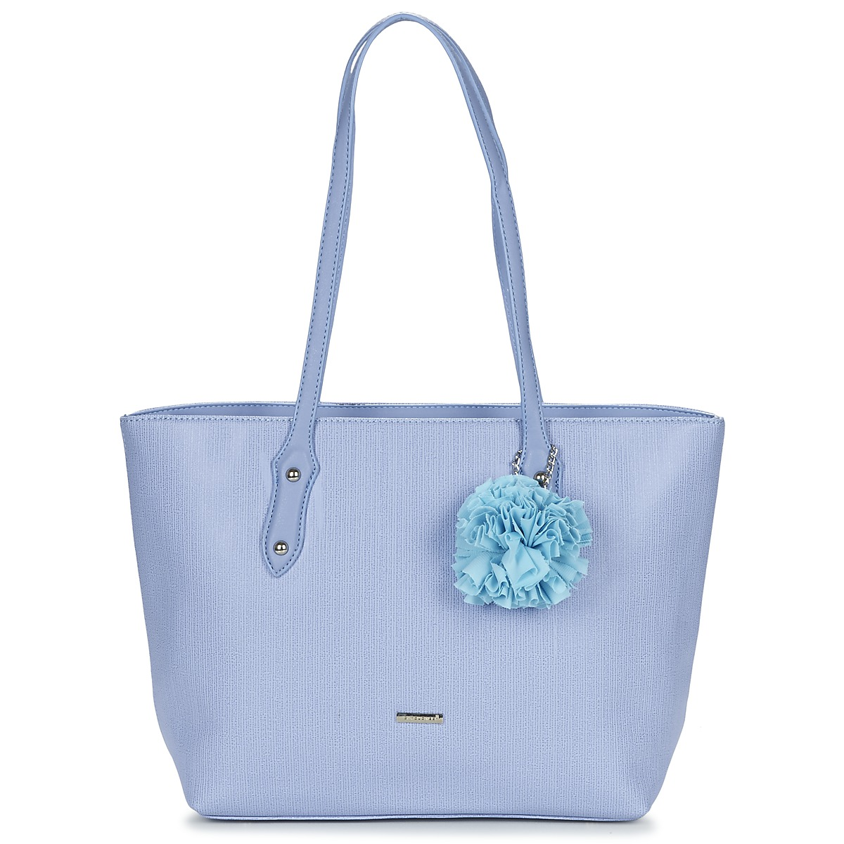 Borsa Shopping donna David Jones  GEVOLAKO  Blu