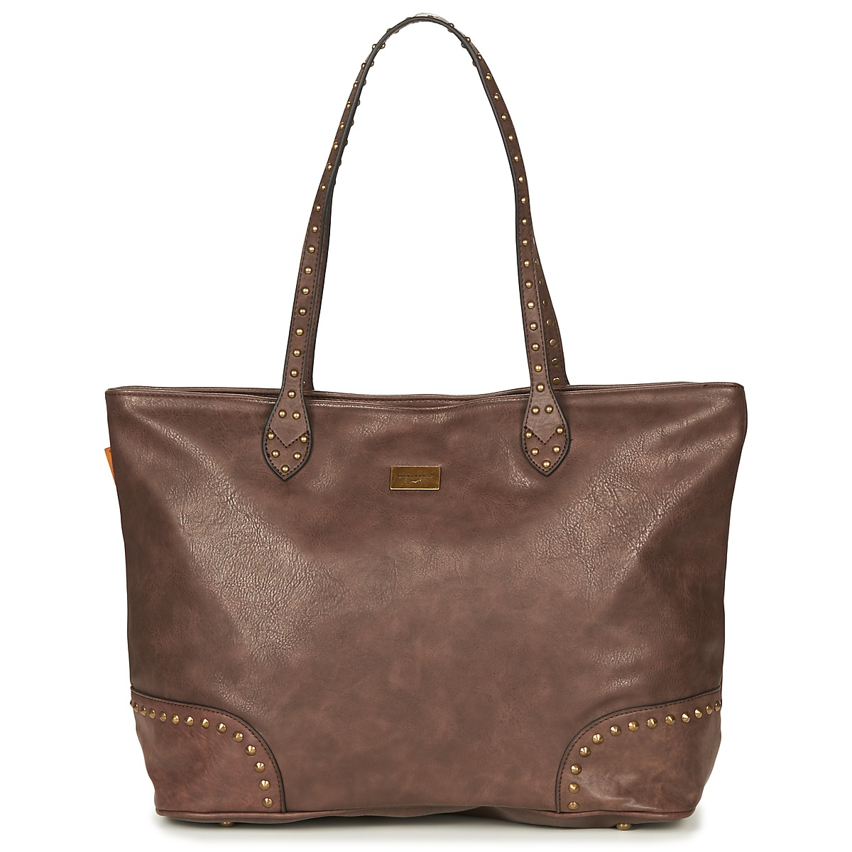 Borsa Shopping donna David Jones  -  Marrone