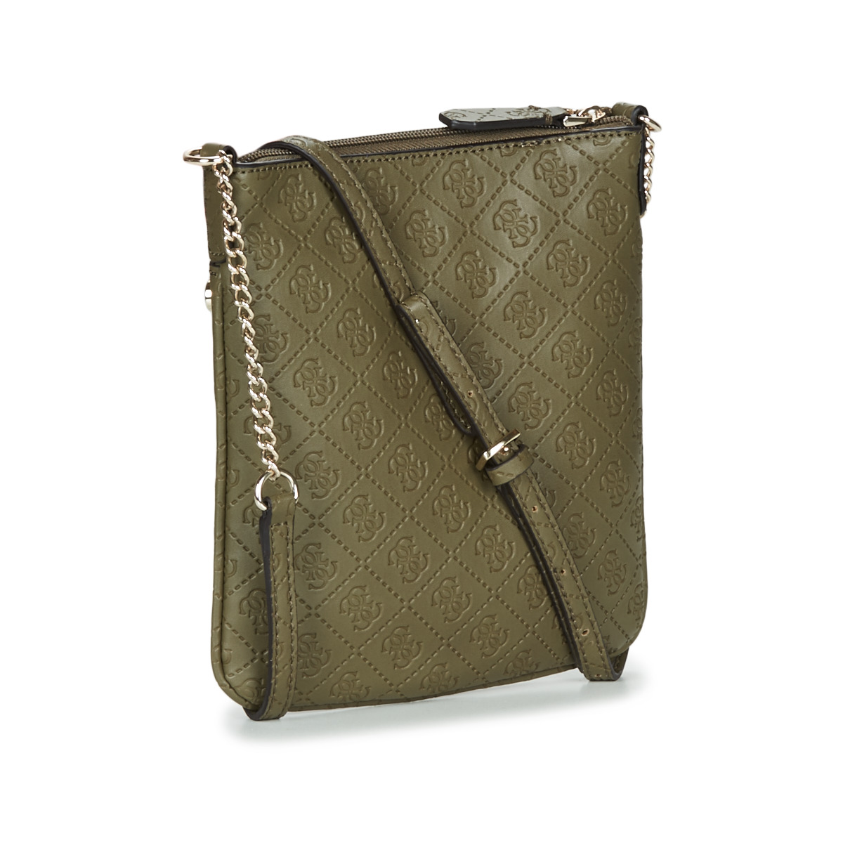 Borsa Shopping donna Guess  COAST TO COAST TOURIST  Verde