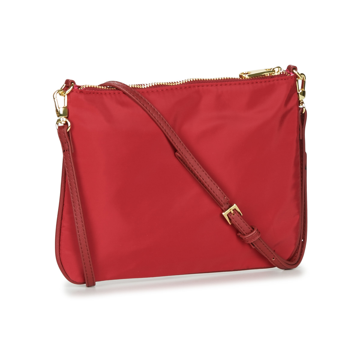 Borsa Shopping donna Guess  DID I SAY 90 FLAP TOP ZIP  Rosso