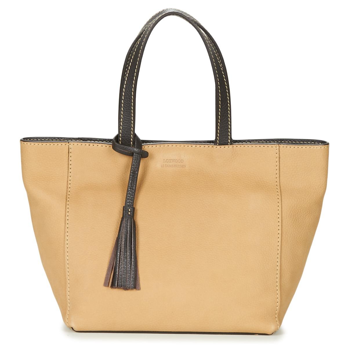 Borsa Shopping donna Loxwood  CABAS PARISIEN  Beige