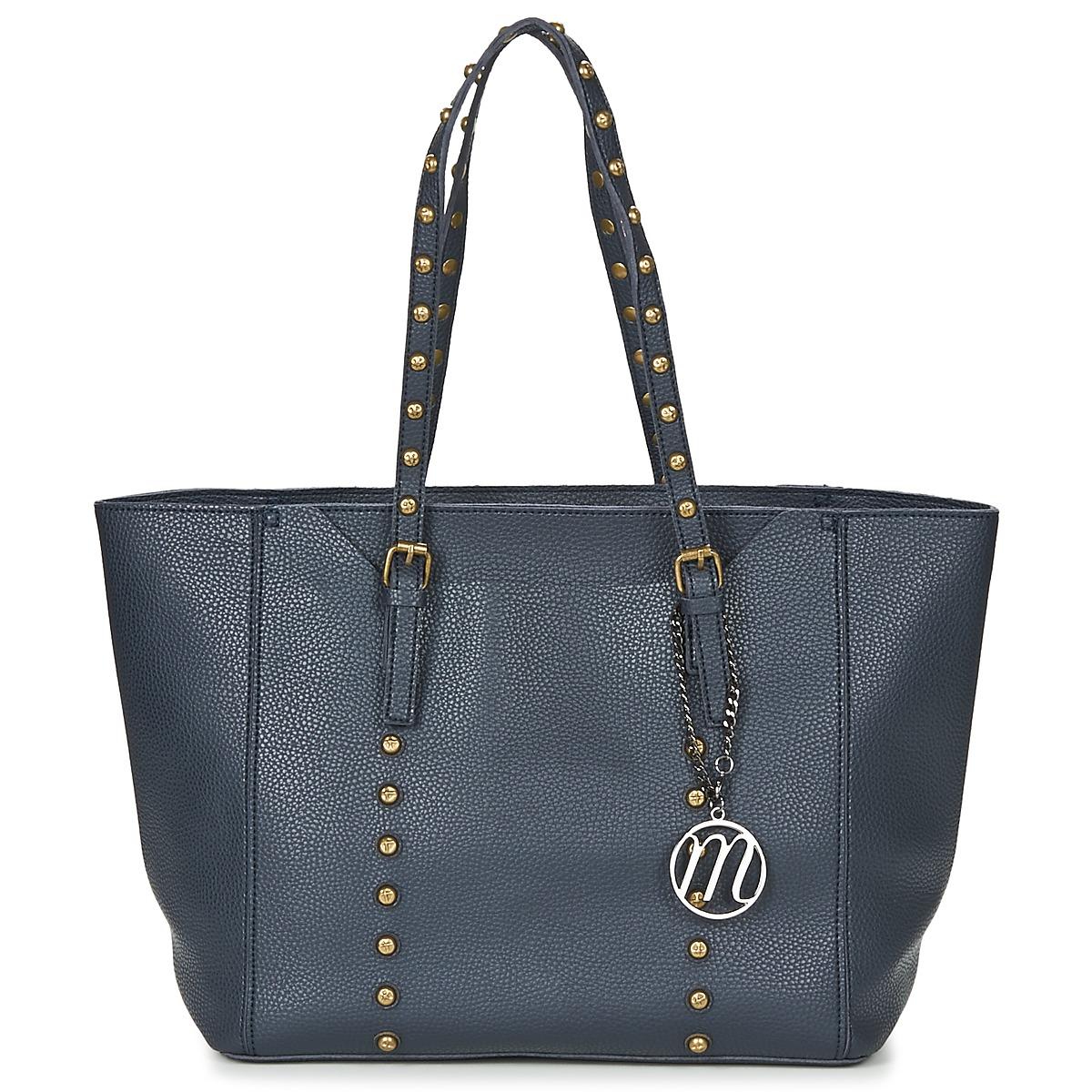 Borsa Shopping donna Moony Mood  HARIETTE  Blu