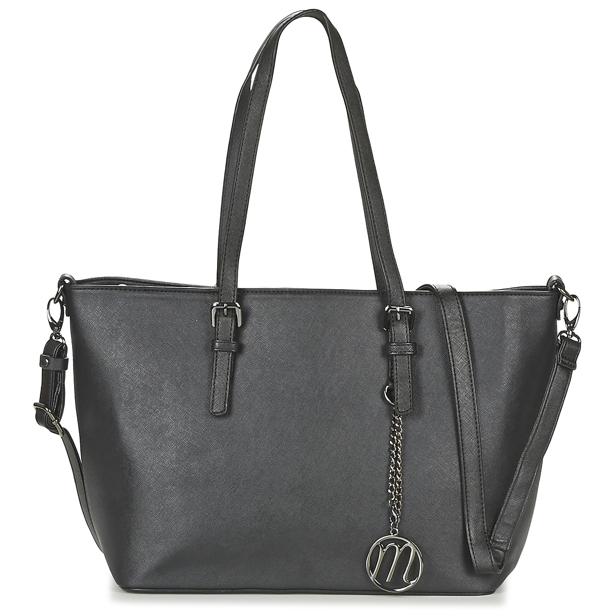 Borsa Shopping donna Moony Mood  SKIMALE  Nero