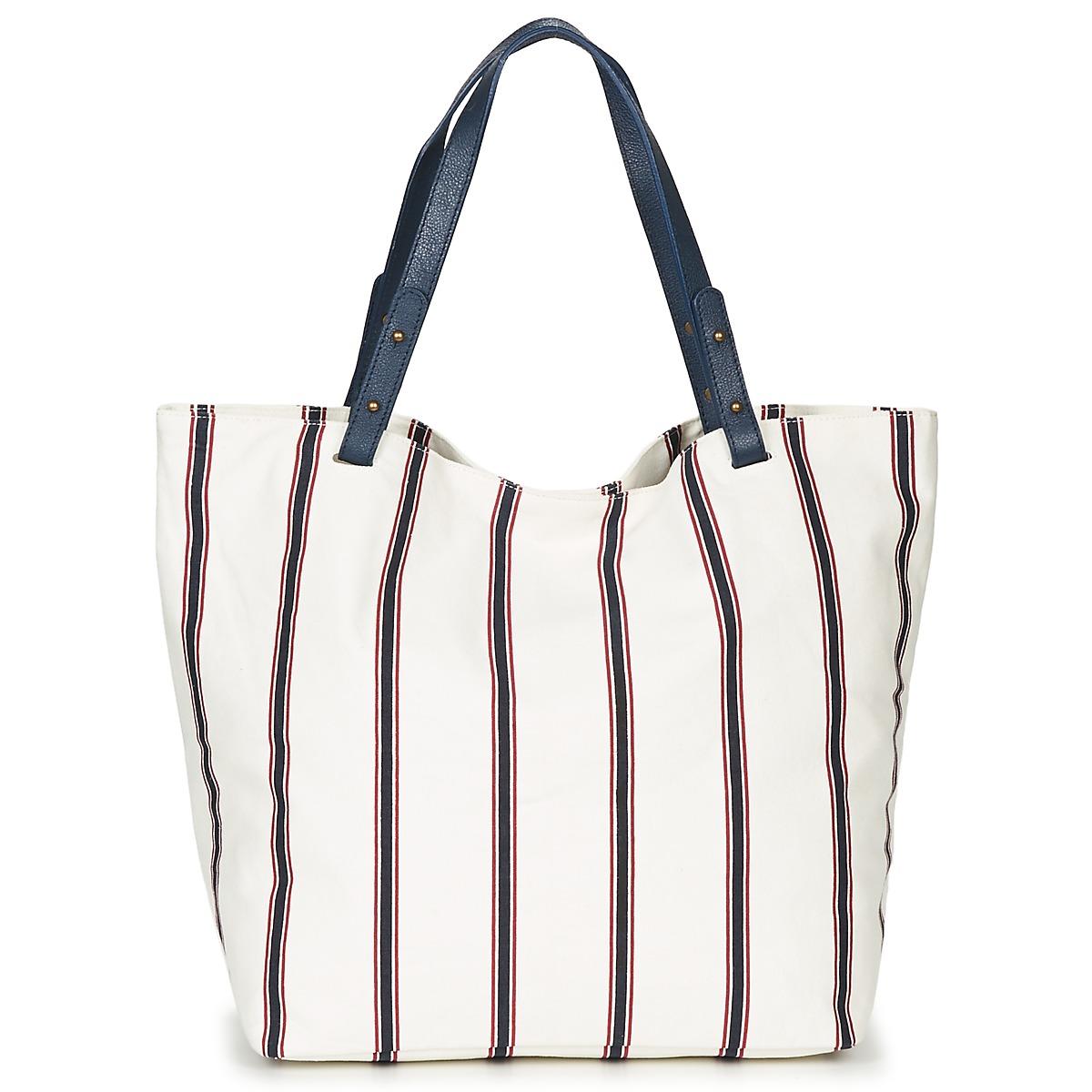Borsa Shopping donna Petite Mendigote  CLEA  Bianco Petite Mendigote 3663380090114