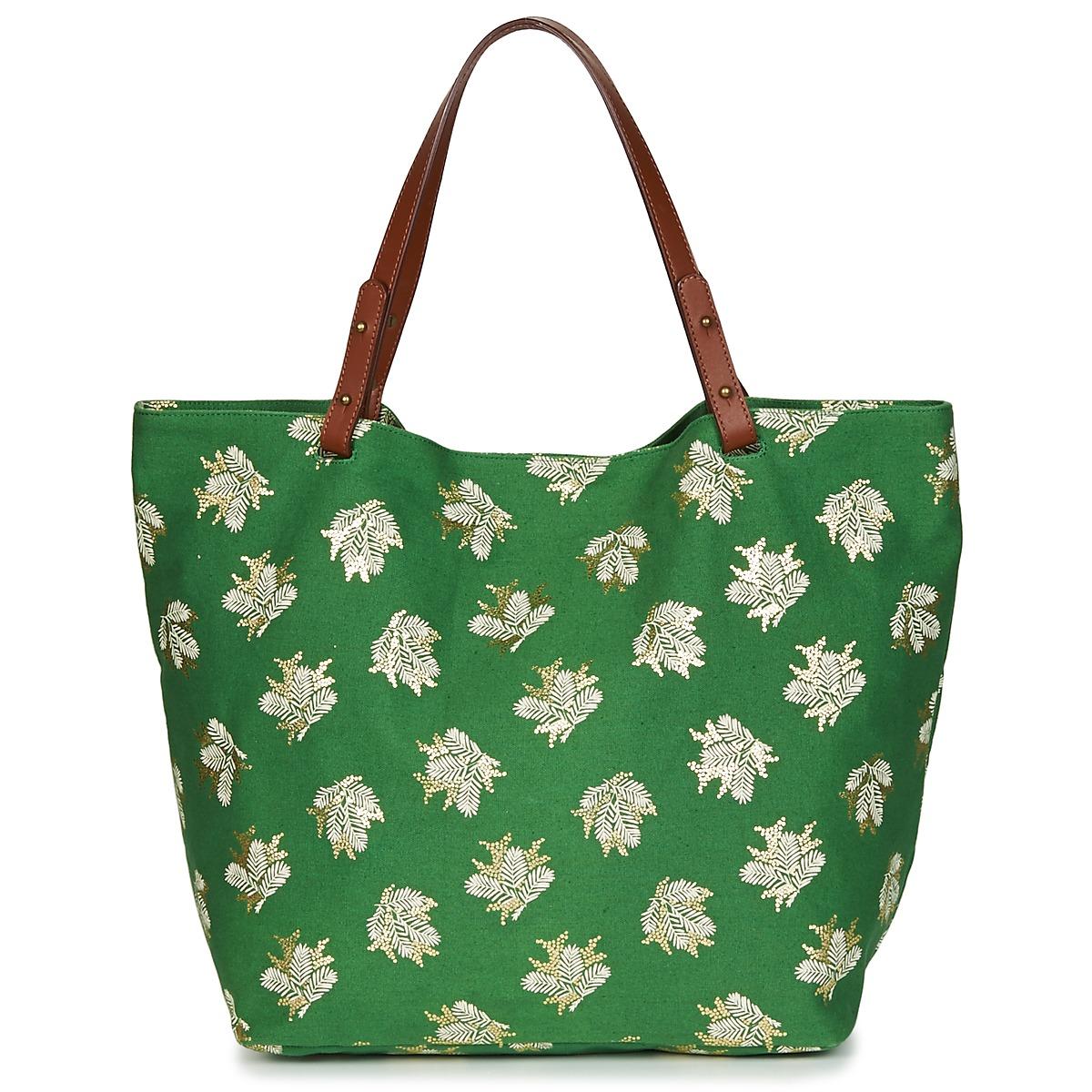 Borsa Shopping donna Petite Mendigote  CLEA  Verde Petite Mendigote 3663380109663