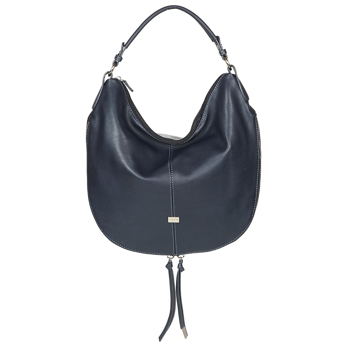 Borsa a spalla donna David Jones  -  Blu