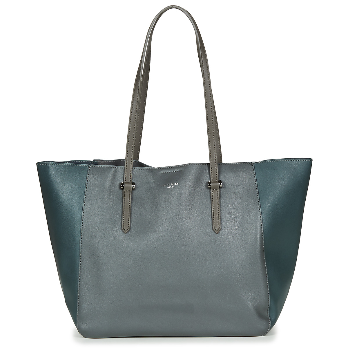 Borsa a spalla donna David Jones  -  Grigio