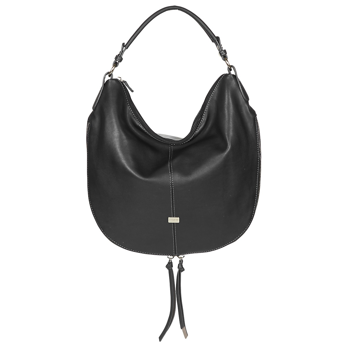 Borsa a spalla donna David Jones  -  Nero