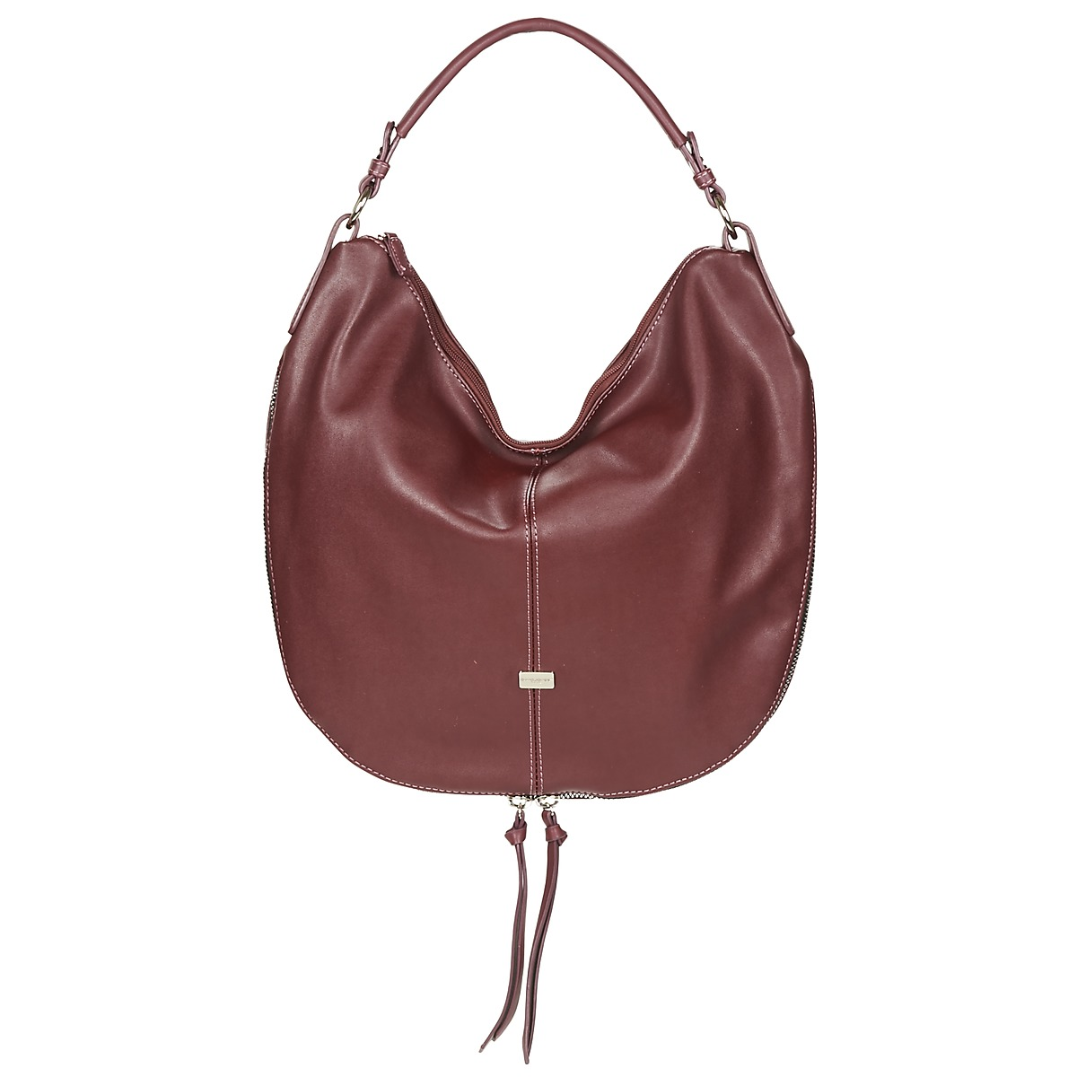 Borsa a spalla donna David Jones  -  Rosso