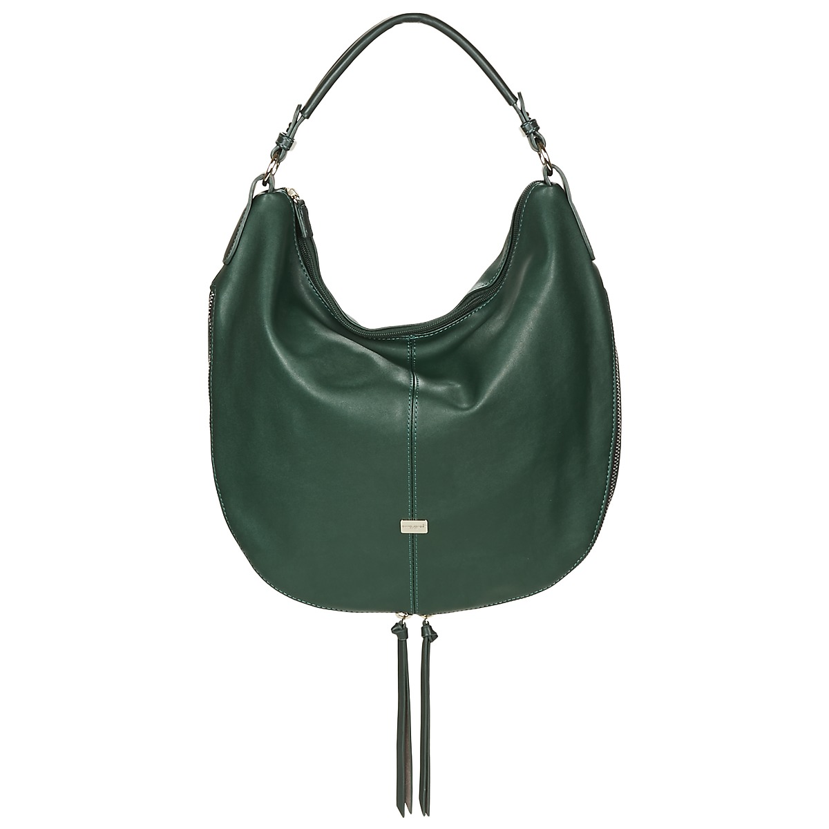 Borsa a spalla donna David Jones  -  Verde