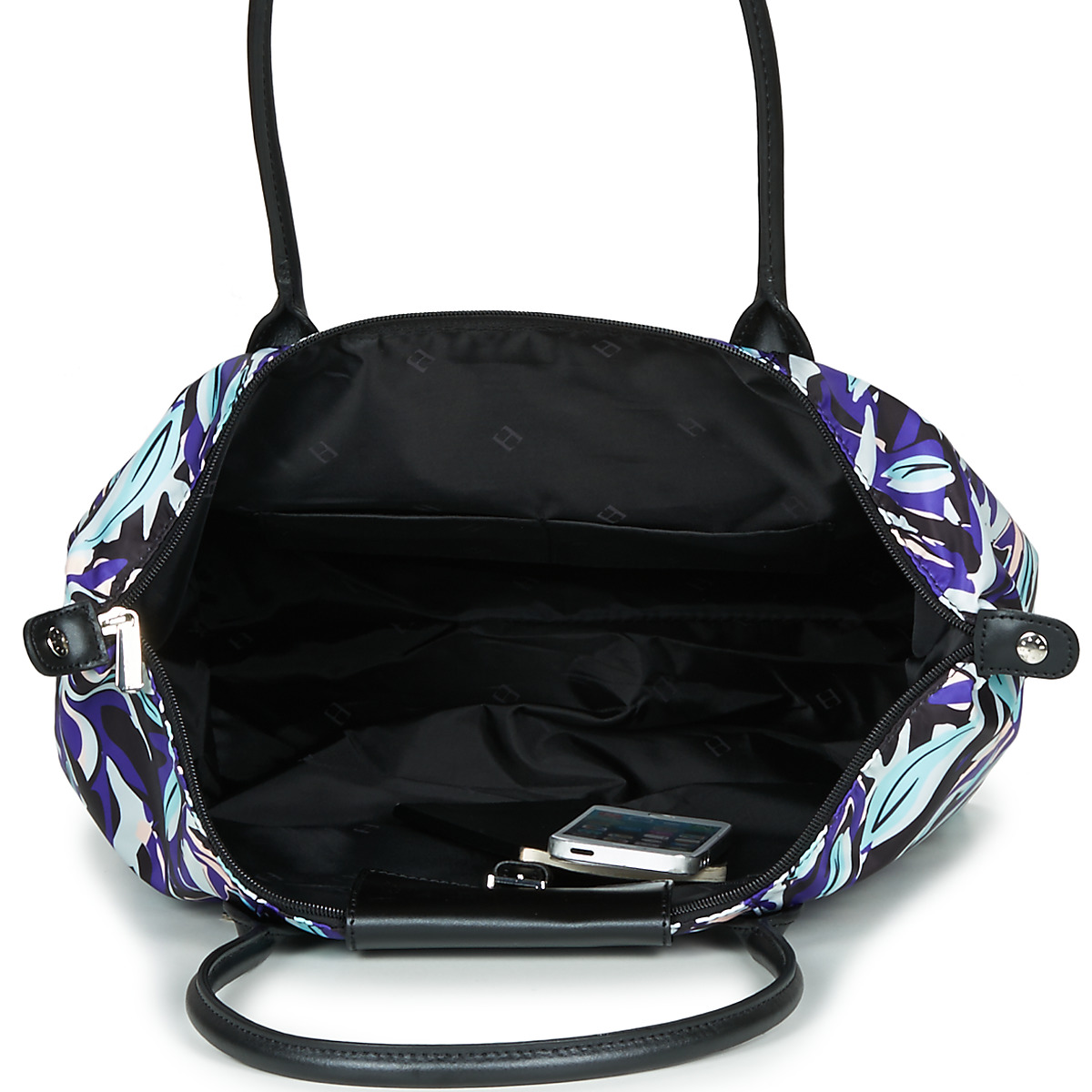 Borsa a spalla donna Hexagona  -  Multicolore