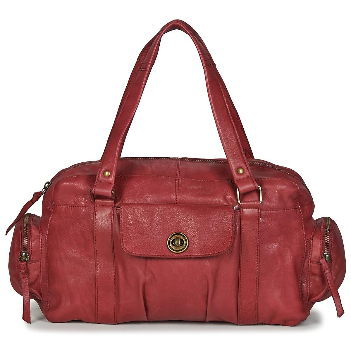 Borsa a spalla donna Pieces  PCTOTALLY SMALL  Rosso Pieces 5712062490297