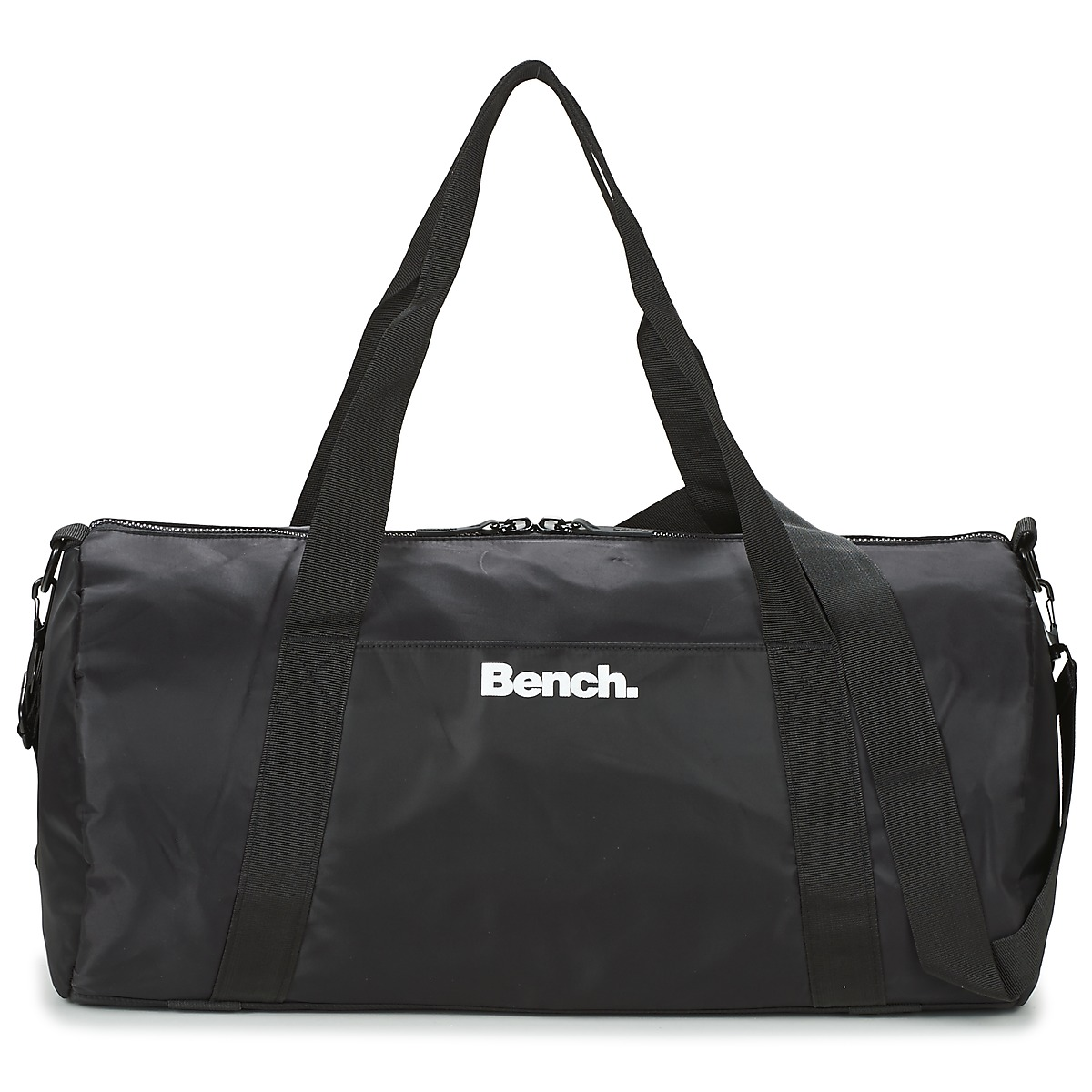 Borsa da sport donna Bench  BROADFIELD GYM BAG  Nero