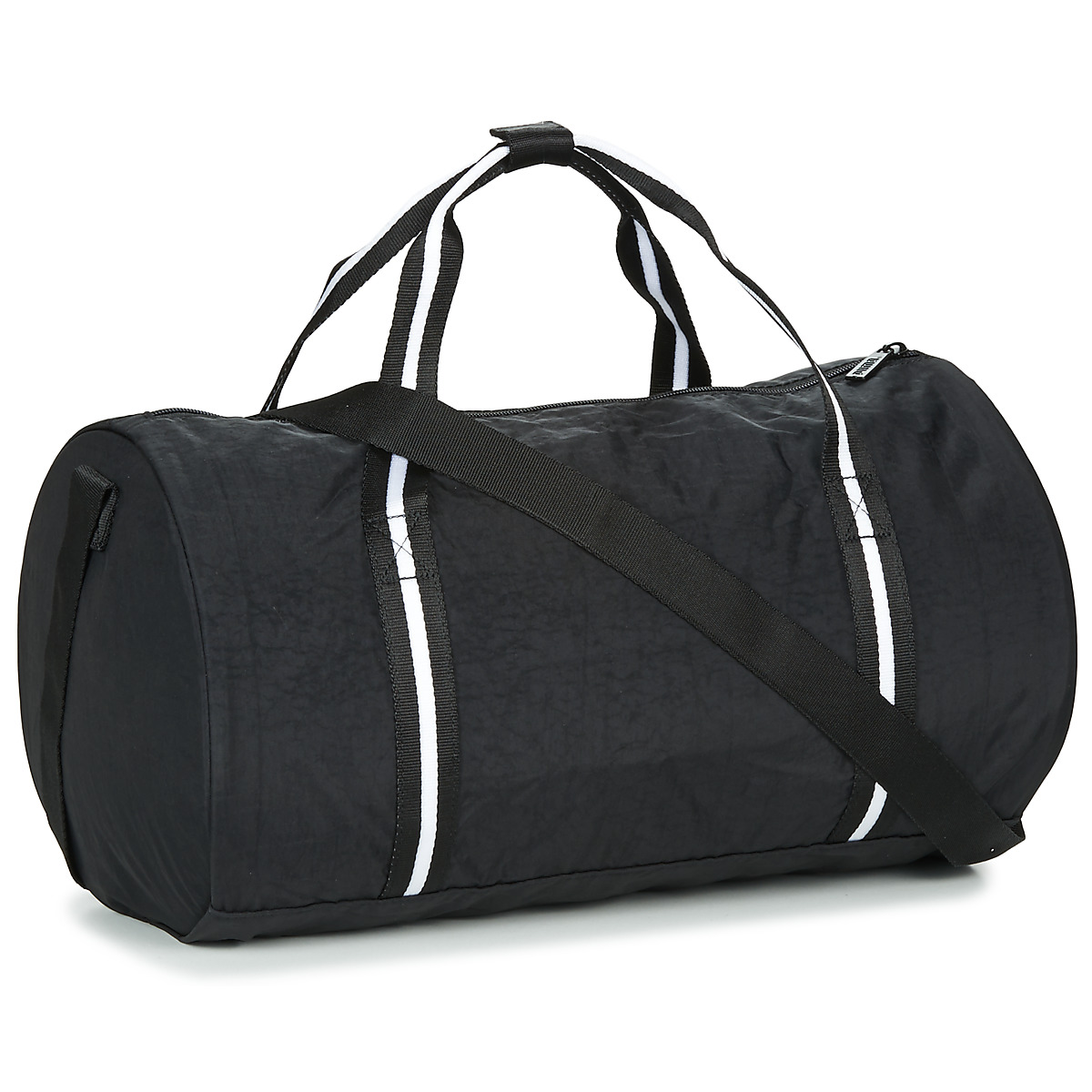 Borsa da sport donna Puma  WMN CORE BARREL BAG  Nero