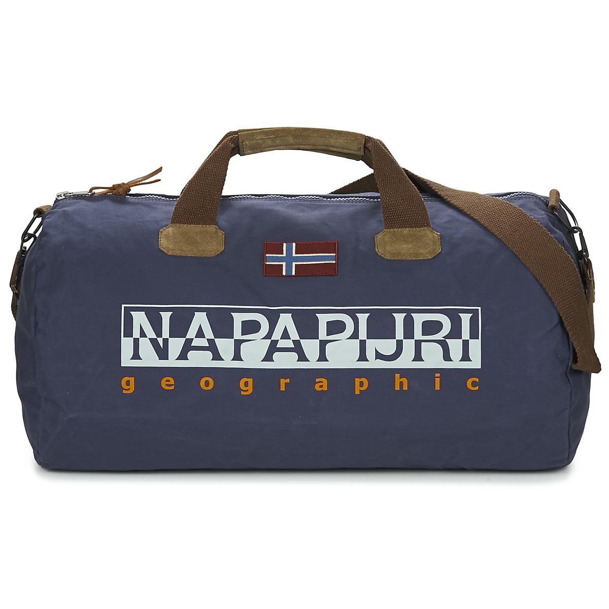 Borsa da viaggio donna Napapijri  BERING  Blu