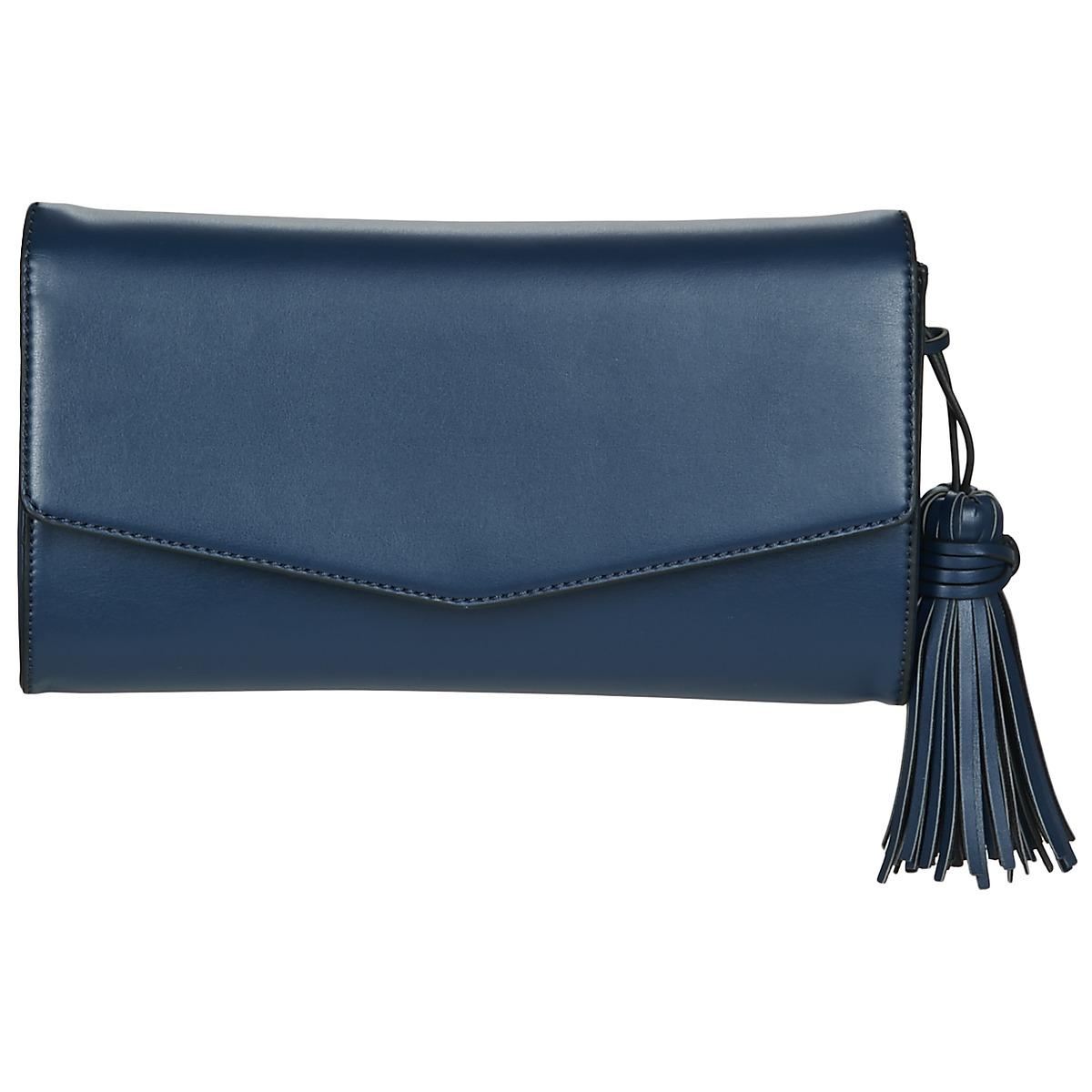 Borsetta elegante donna Esprit  FAY CLUTCH  Blu Esprit 4060469477023