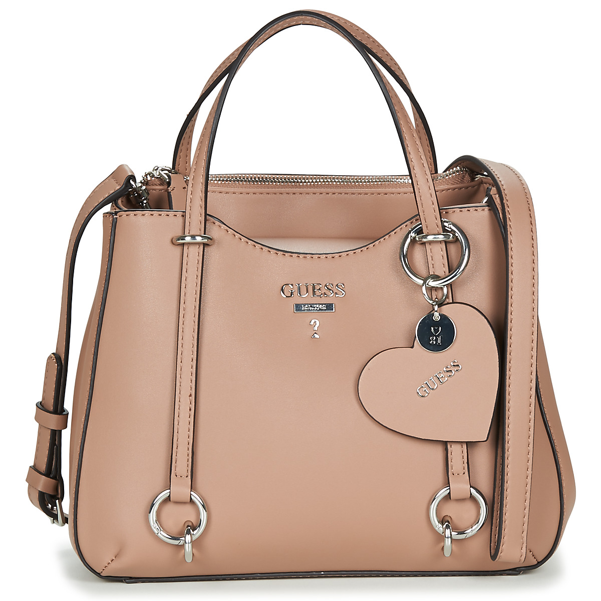 GUESS Camylle Small Status Satchel
