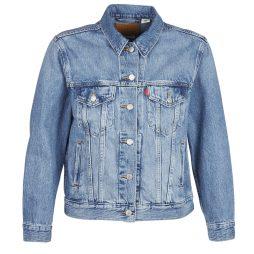Giacca in jeans donna Levis  EX-BOYFRIEND TRUCKER Levis