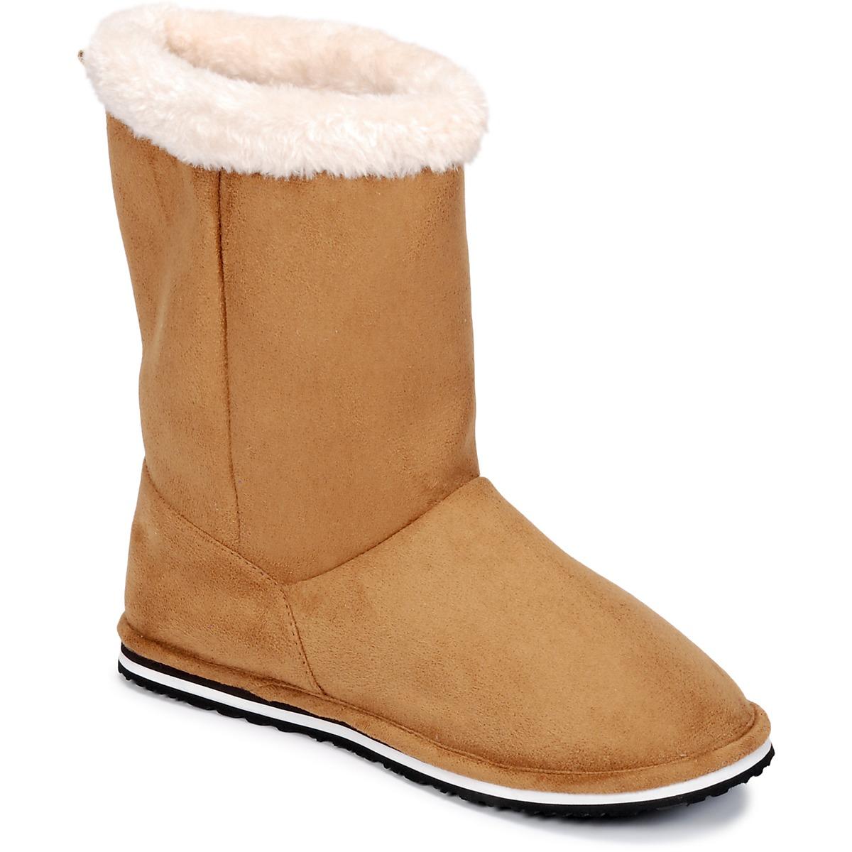 Pantofole donna Cool shoe  YOSSEM  Marrone Cool shoe 3660966301619
