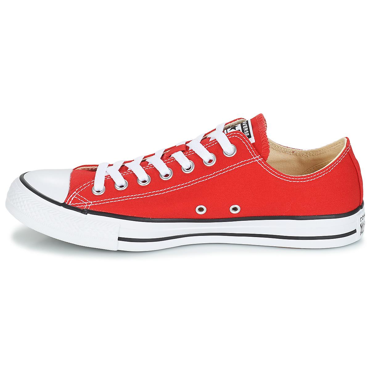 61dea83c08 Sneakers Scarpe donna Converse CHUCK TAYLOR ALL STAR CORE OX Rosso ...