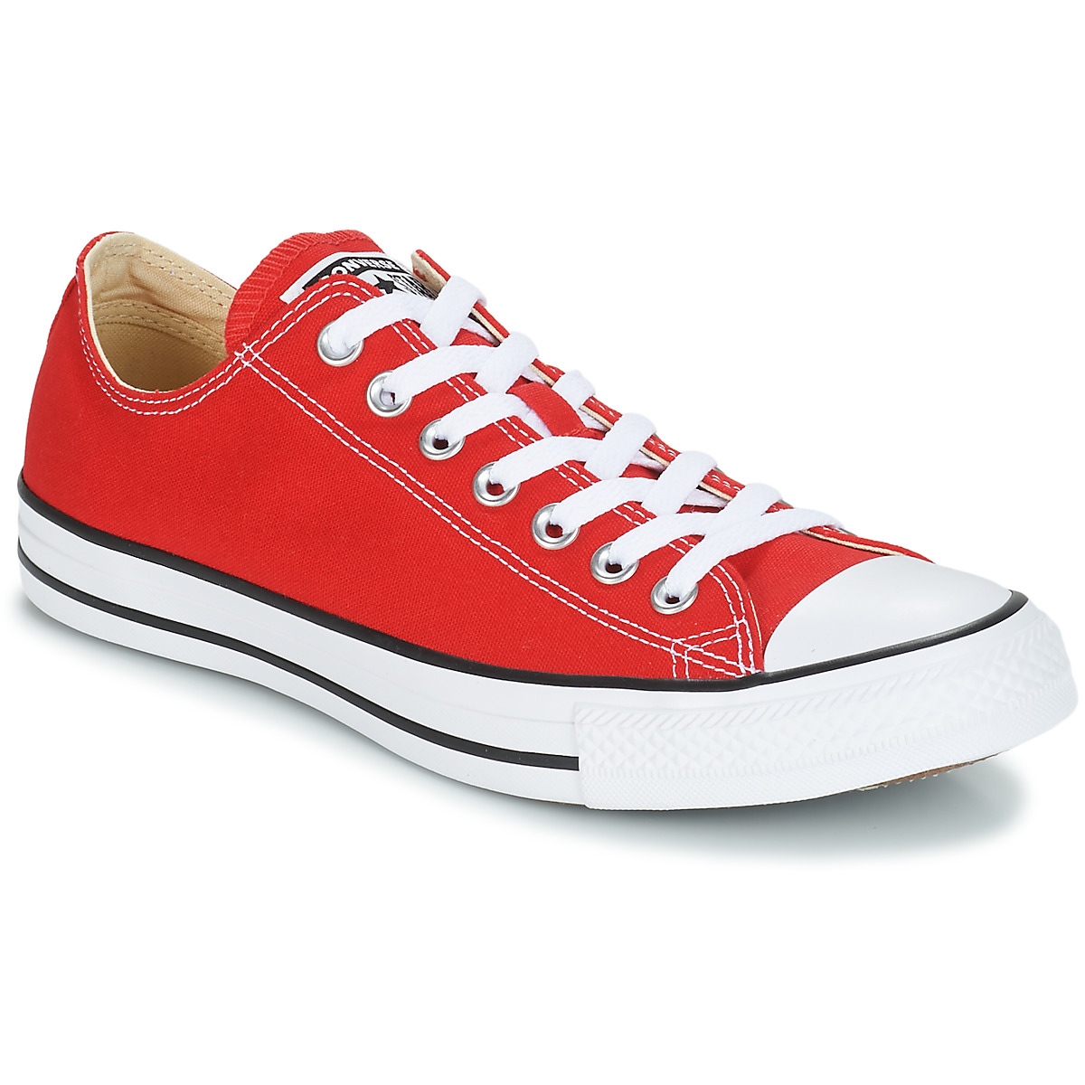 Sneakers Scarpe donna Converse  CHUCK TAYLOR ALL STAR CORE OX  Rosso
