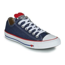 Scarpe donna Converse  CHUCK TAYLOR ALL STAR SUCKER FOR LOVE TEXTILE OX Converse