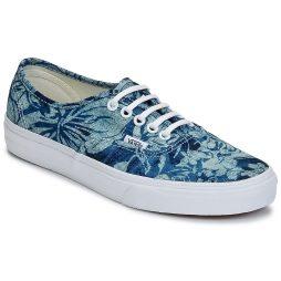 Scarpe donna Vans  AUTHENTIC  Blu Vans 757969551691