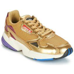Scarpe donna adidas  FALCON W  Oro adidas