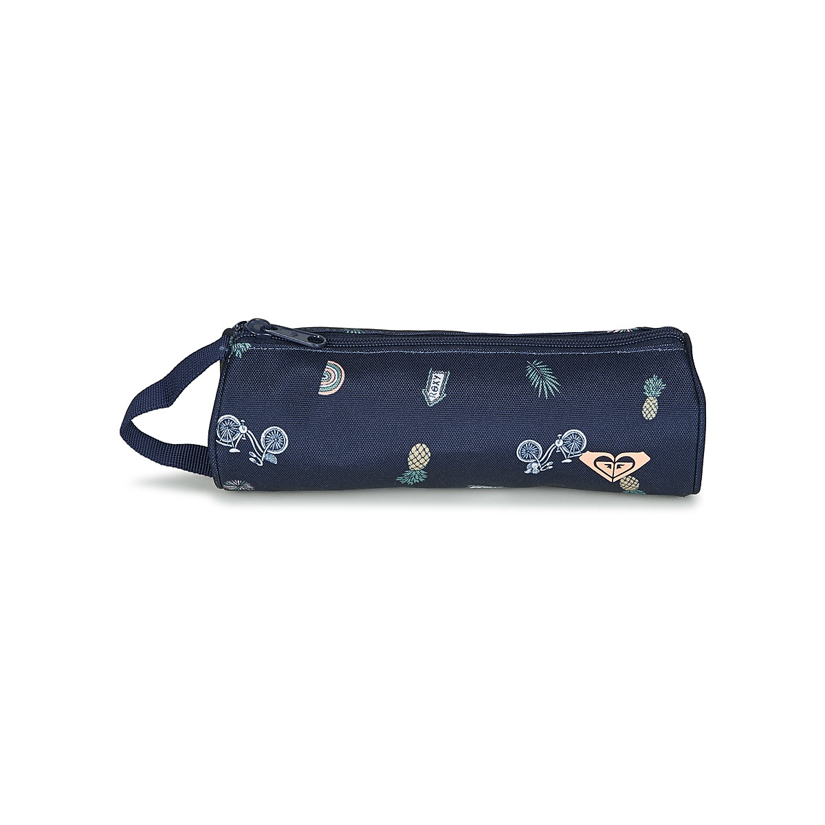 Trousse donna Roxy  OFF THE WALL  Blu