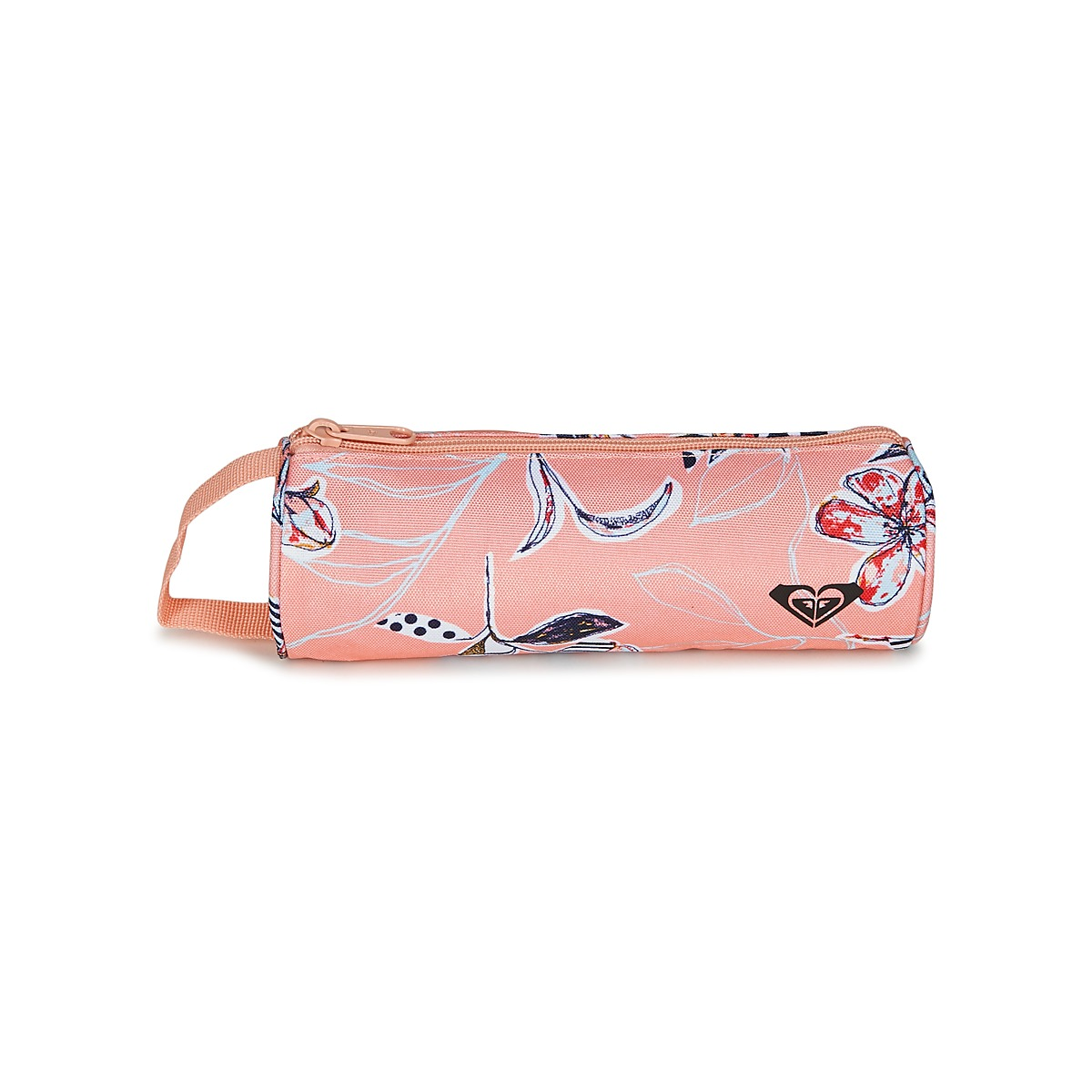 Trousse donna Roxy  OFF THE WALL  Rosa