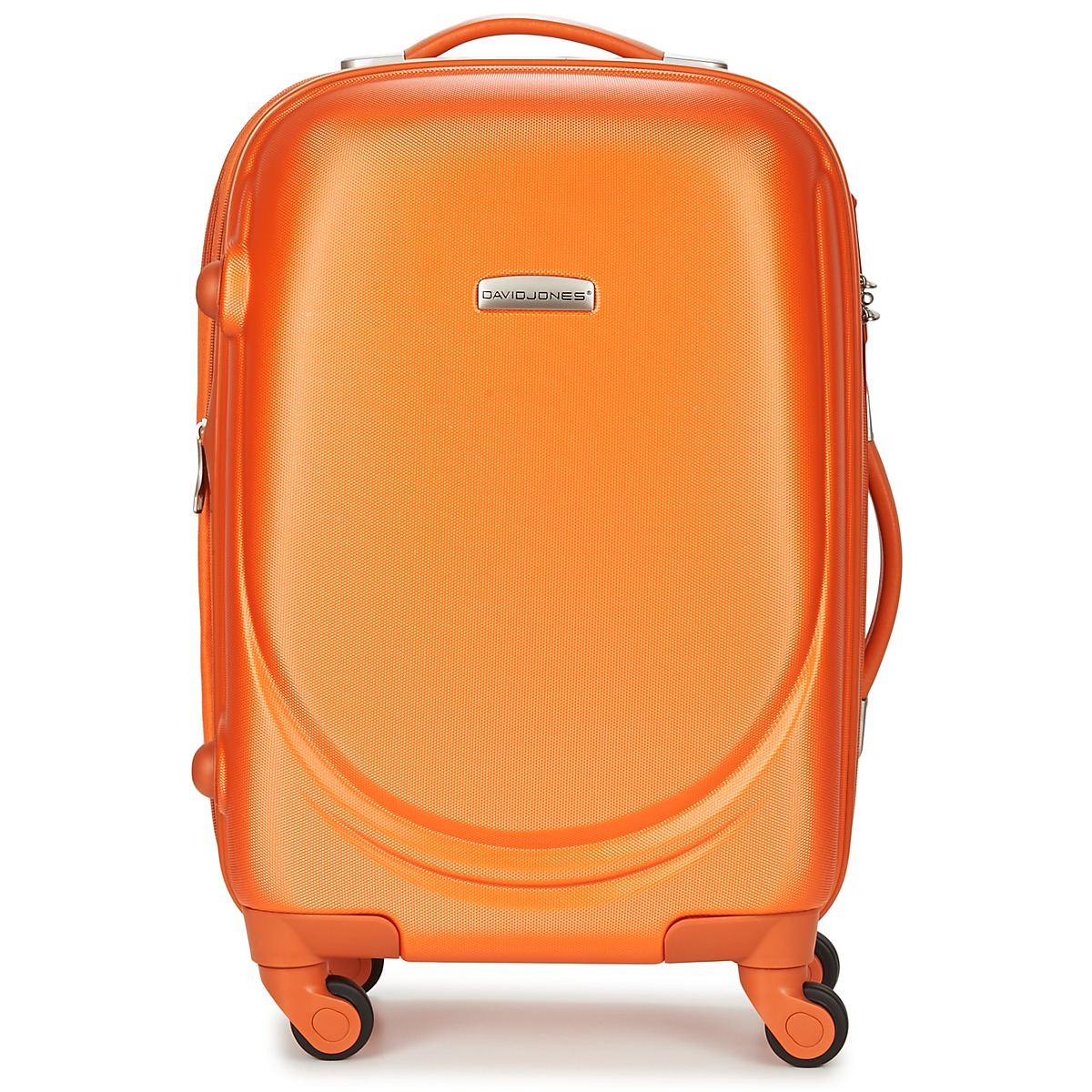 Valigia rigida donna David Jones  MARQUIS 38L  Arancio