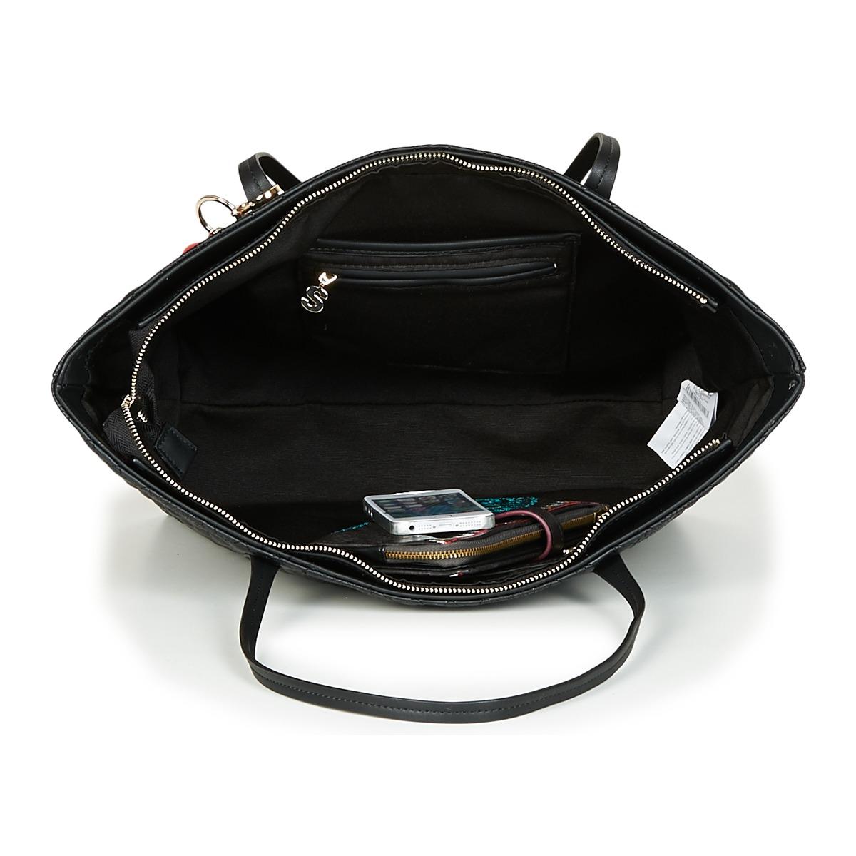 Claudia Zipper Bols Borsa 8001308 Shopping Donna Desigual Capri vm8n0NwO