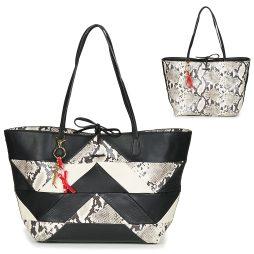 Borsa Shopping donna Desigual  BOLS_SNAKE COLOR PATCH CAPRI