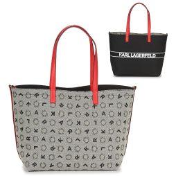 Borsa Shopping donna Karl Lagerfeld  K/JACQUARD REVERSIBLE SHOPPER