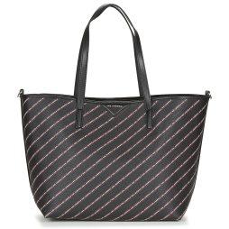 Borsa Shopping donna Karl Lagerfeld  K/STRIPE LOGO SHOPPER