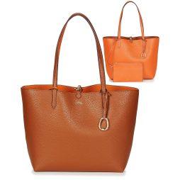 Borsa Shopping donna Lauren Ralph Lauren  MERRIMACK REVERSIBLE TOTE MEDIUM