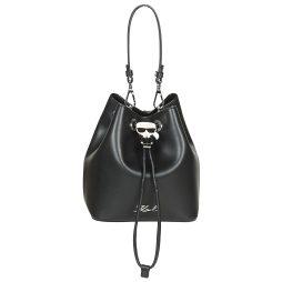 Borsa a spalla donna Karl Lagerfeld  K/IKONIK BUCKET BAG