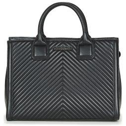 Borsa a spalla donna Karl Lagerfeld  K/KMASSIC QUILTED SHOULDER BAG
