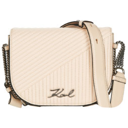 Borsa a tracolla donna Karl Lagerfeld  K/SIGNATURE QUILTED SHOULDERBAG