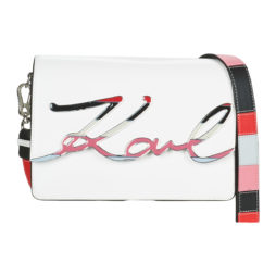 Borsa a tracolla donna Karl Lagerfeld  K/SIGNATURE SHOULDERBAG